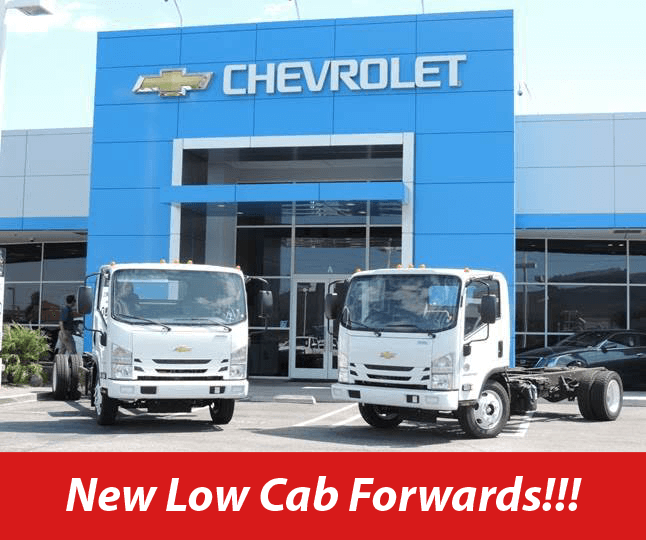 Paradise Chevrolet Low Cab Forwards