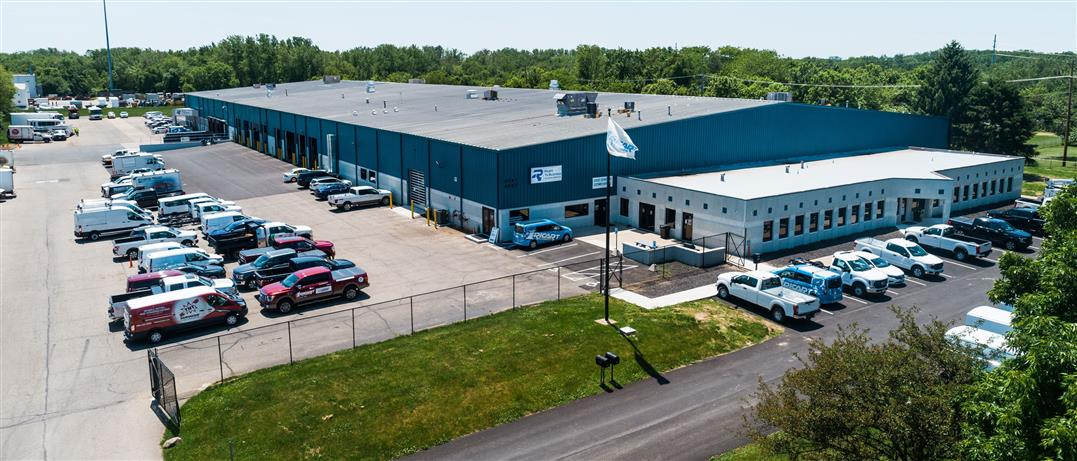Ricart Ford Commercial Building in Groveport, OH
