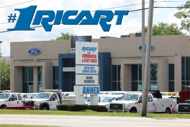 Ricart Ford in Groveport, OH - banner image