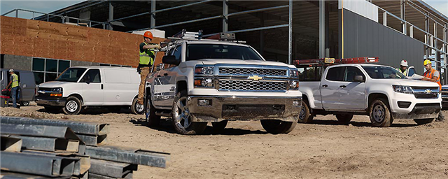 Lake Chevrolet   Work Truck Solutions