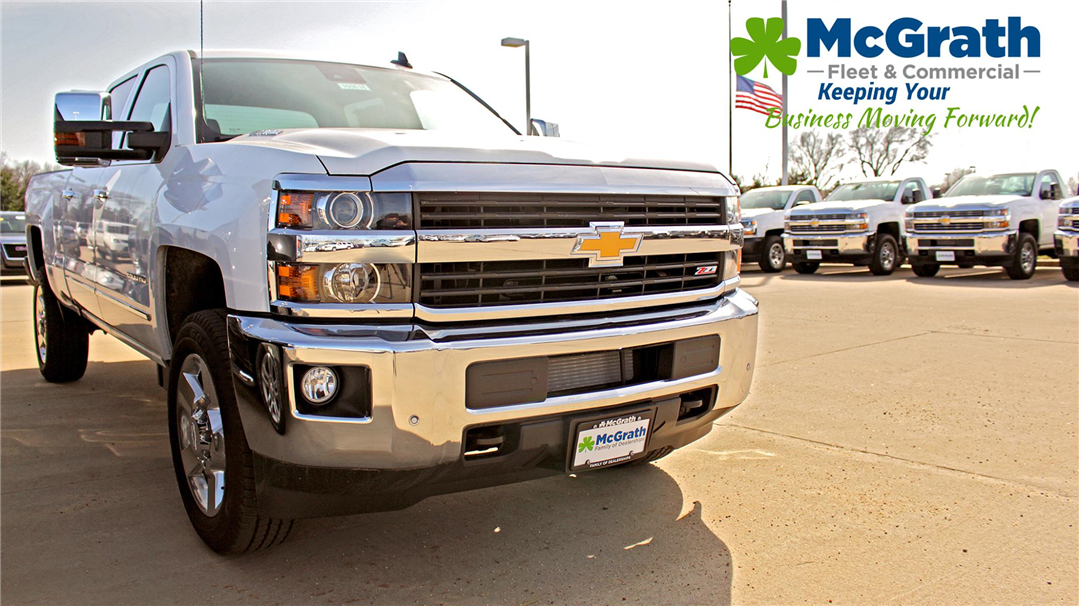 Pat McGrath Chevrolet in Cedar Rapids, IA - banner image