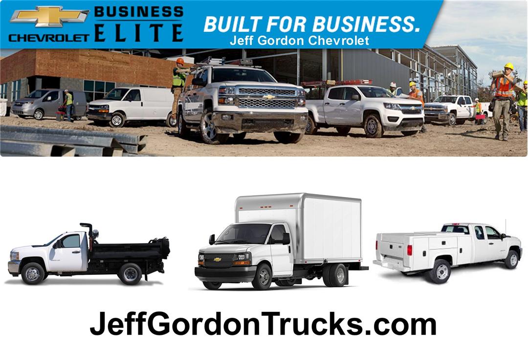 Jeff Gordon Chevrolet in Wilmington, NC - banner image