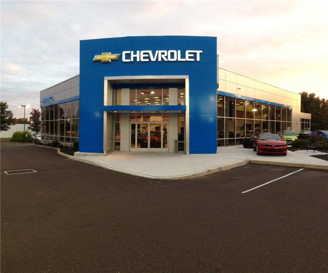 Bergey's Chevrolet in Colmar, PA - banner image