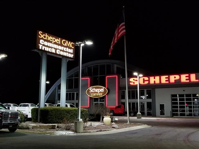 Schepel GMC in Merrillville, IN - banner image