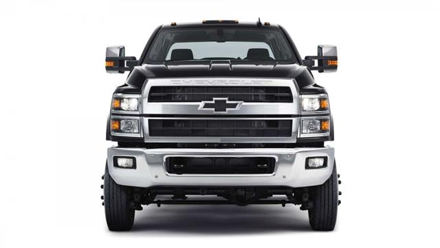 Medium Duty Chevrolet Silverado HD 4500 5500 6500