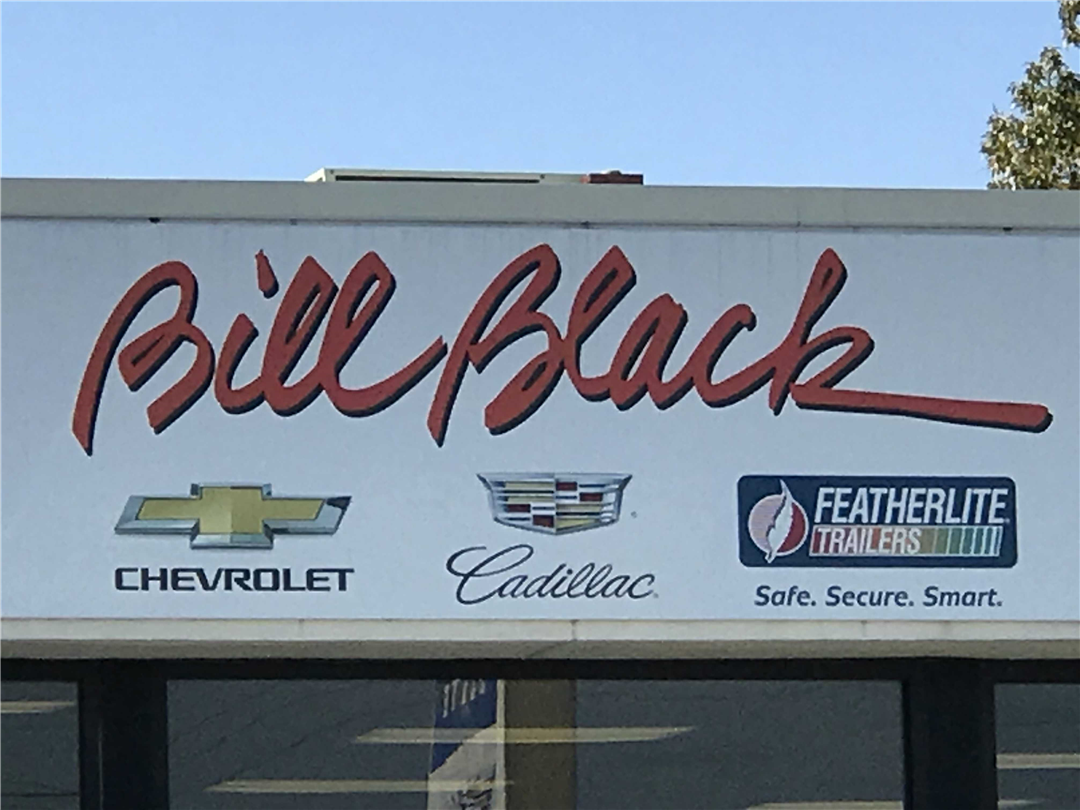 Bill Black Chevrolet in Greensboro, NC - banner image