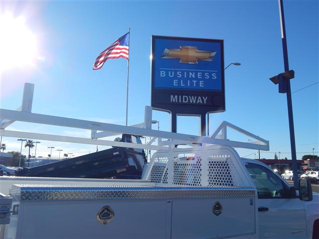 Midway Chevrolet in Phoenix, AZ - banner image