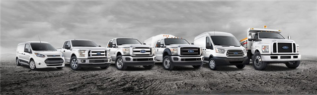 Ford Commercial Truck Sales, Financing & Service