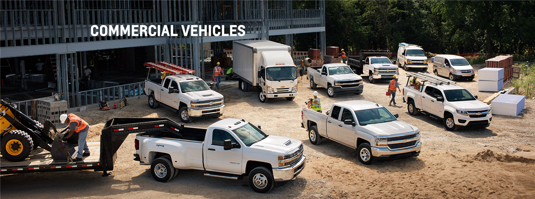 Cavender Chevrolet   Work Truck Solutions