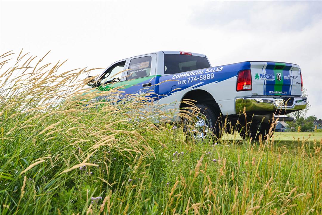 Pat Mcgrath Chrysler Jeep Dodge in Cedar Rapids, IA - banner image