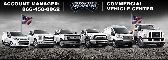 Beautiful CrossRoads Ford Cary   Commercial Work Trucks And Vans   Work Truck ...
