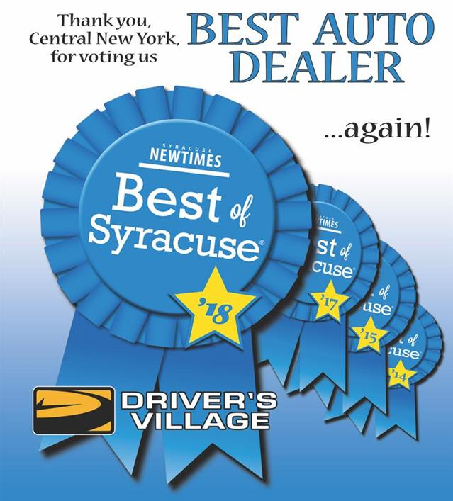 Burdick Drivers Village Dealer Group in Cicero, NY - banner image