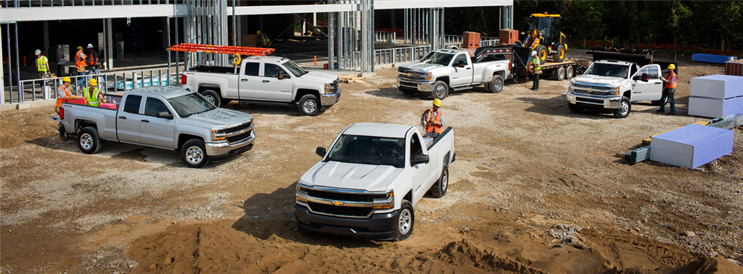 Heritage Chevrolet Chester   Work Truck Solutions