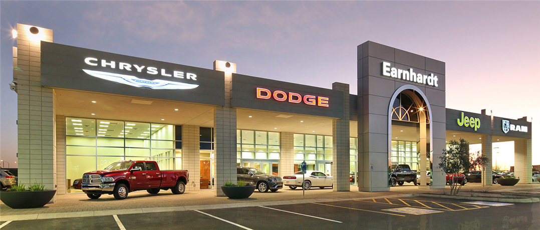 About Earnhardt Chrysler Jeep Dodge Ram | Gilbert, AZ
