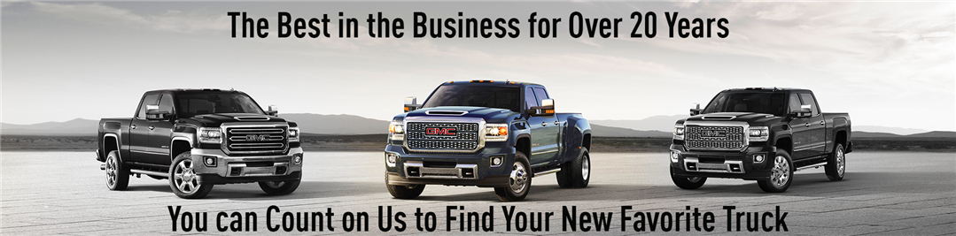WTS Content Demo GMC in Chico, CA - banner image