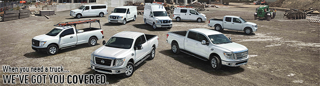WTS Content Demo Nissan in Chico, CA - banner image