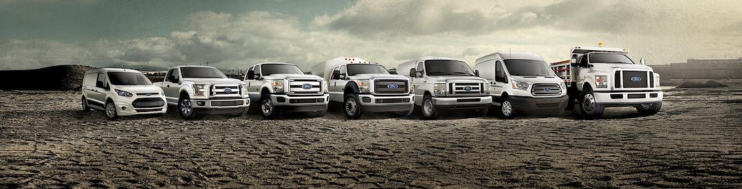 Sheehy Ford Warrenton VA - Commercial Vehicles & Work Trucks