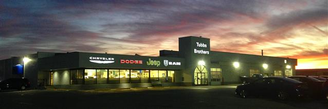 Tubbs Brothers Ford in Sandusky, MI - banner image